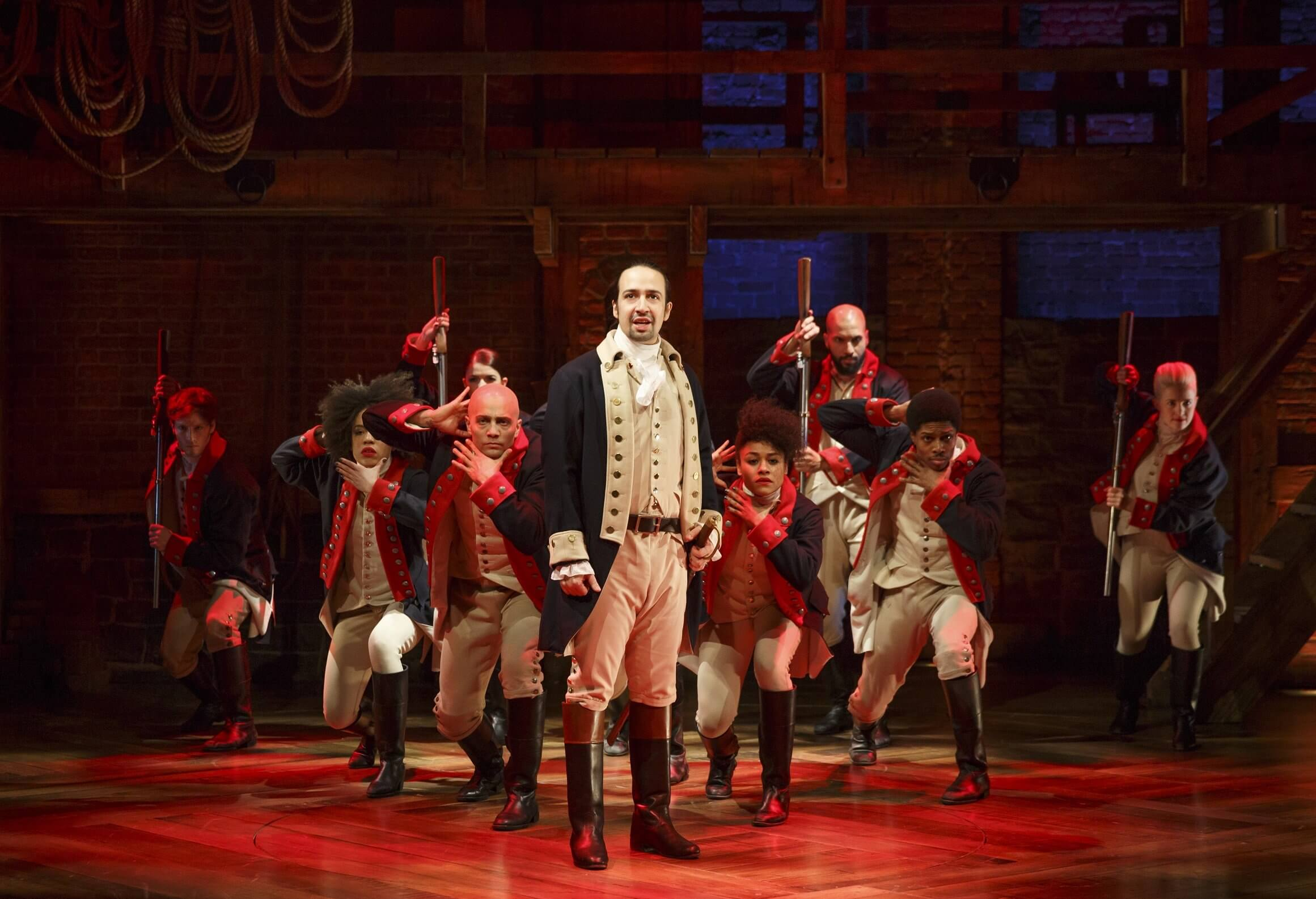 Buy Hamilton Tickets Broadway