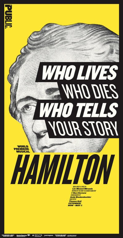 Hamilton on Tour