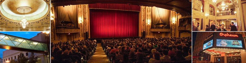 Orpheum Theatre Hamilton