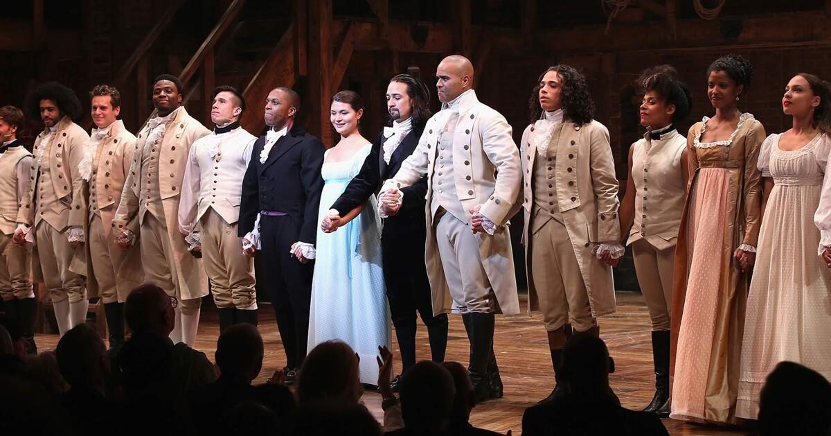 Original Hamilton Cast