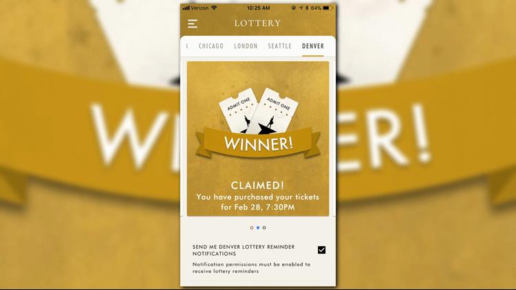 Hamilton Lottery in Indianapolis