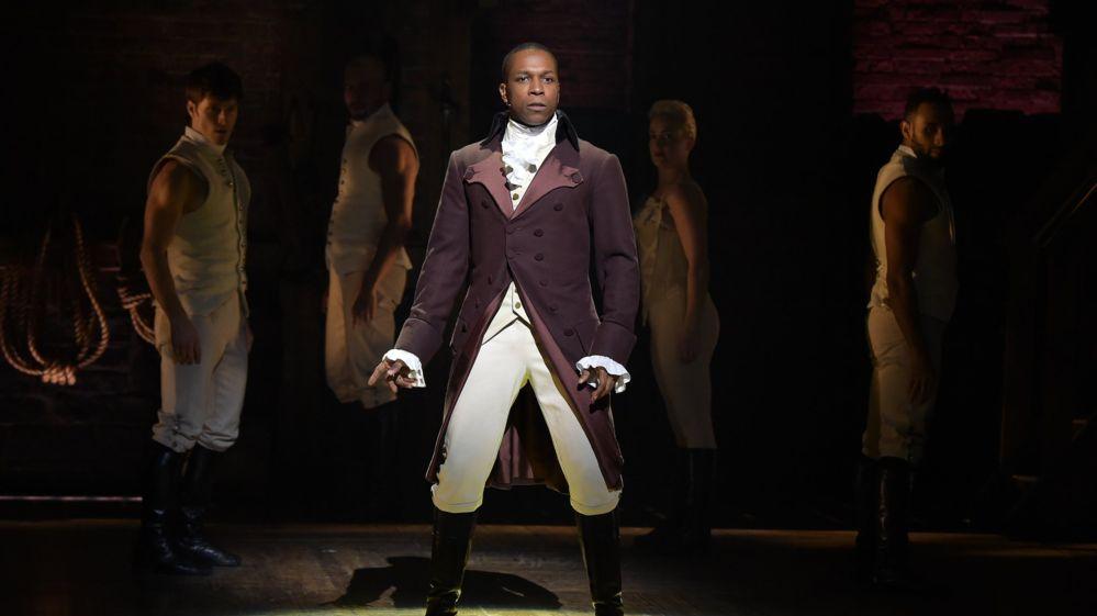 Hamilton on Big Screen