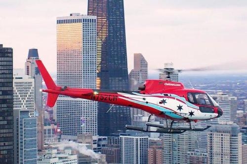 Chicago Helicopter Tour / from $99