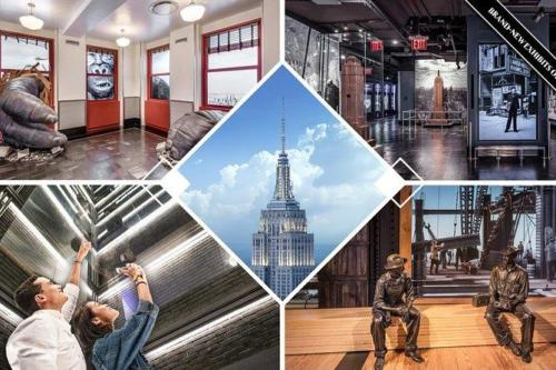 Empire State Building Tickets / from $41.37