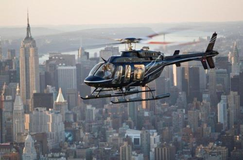 Manhattan Sky Tour: New York Helicopter Flight / from $209.00